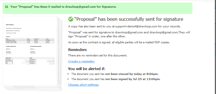 How Your Adobe Sign Recipients Sign Output Documents - Out of order sign pdf