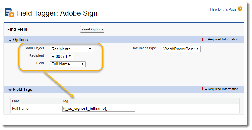 Tag Templates For Adobe Sign - Adobe label templates