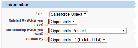 Group data in tables
