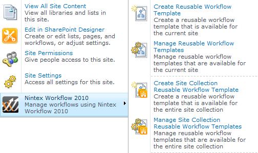 Reusable Workflows